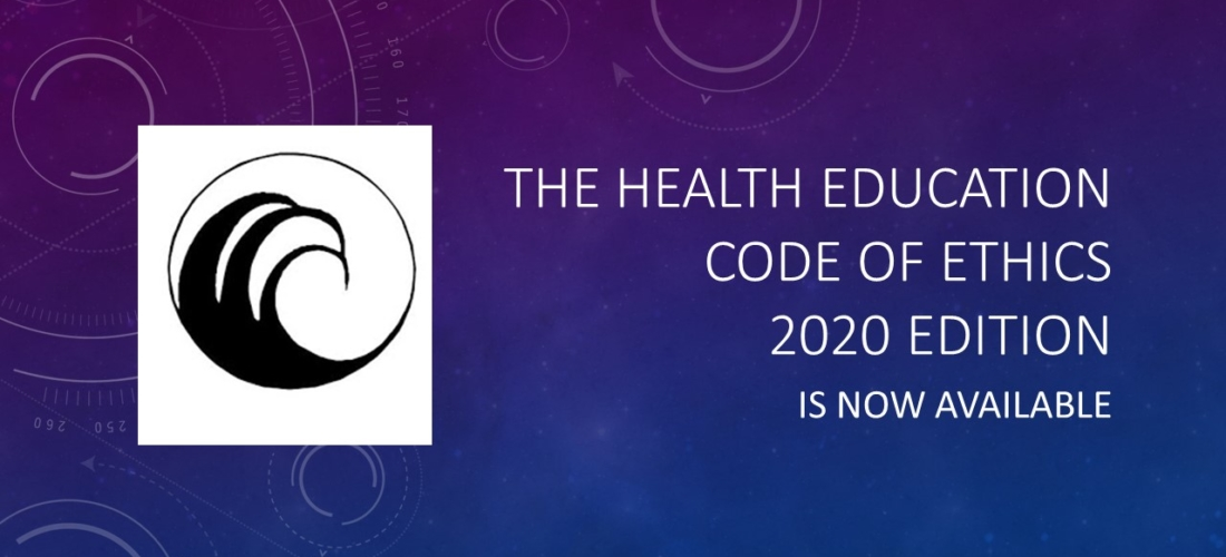 The Health Education Code of Ethics