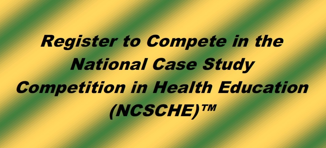 Case Study Competition Slide